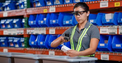 Rozšířená realita vprůmyslu díky chytrým brýlím