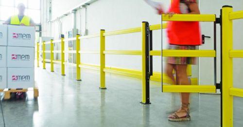Jak na bezpečnost práce ve skladu